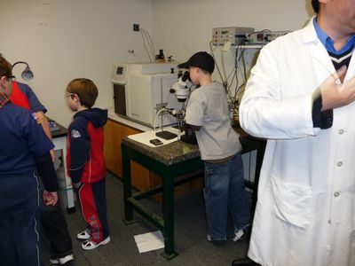 EAD microscope