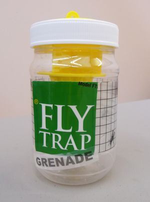 FlyTrapgrenade